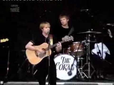 The Coral - In The Morning (Live at T in the Park 2007)