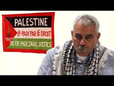"""Palestine Amitié - Conférence-débat avec Fayez Taneeb  """"L'olivier en Palestine"""""""