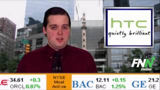 HTC Fourth-Quarter Profit Down 91%