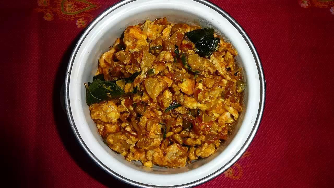 how to make egg bonda in telugu