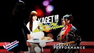 Download Tiara Kaget Lihat Aksi Magician Sacred Riana   Semifinal   The Voice Kids Indonesia Season 4 GTV