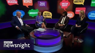 Do politicians know the electorate? - BBC Newsnight