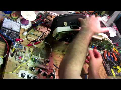 MBCluster - Early W140 R129 Instrument repair with mechanical Odometer