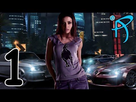 Прохождение Need for Speed: Carbon - Серия 1 [Возвращение к истокам]