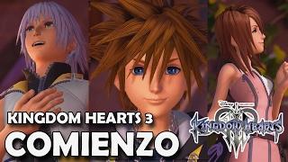 El Comienzo de Kingdom Hearts 3 - Todo lo que Sabemos (Español)