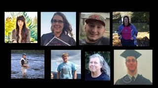 Oregon shooting victims' names released