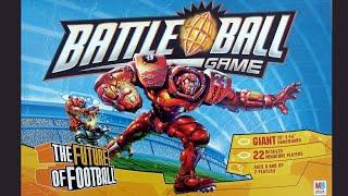 Ep. 198: Battle Ball Board Game Review (Milton Bradley 2003)