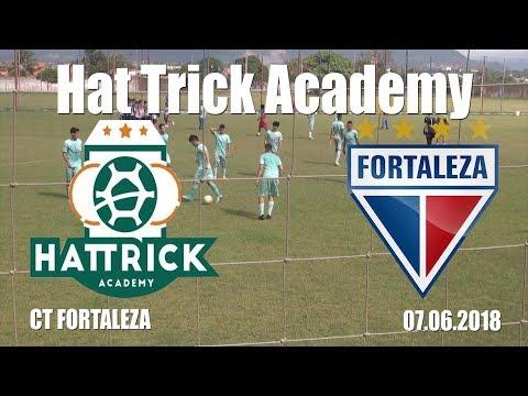 Fortaleza x Hat Trick Academy - JOGO COMPLETO - 07.06.2018
