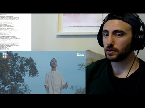 AMERICAN REACTION - Betrand Peto - SAHABAT KECIL (Official Music Video)