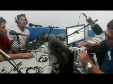 Marcos & Kauã e Sidney Almeida na Radio Paraty FM(São Bernardo) 20140626 173101