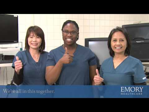 Celebrating Emory Healthcare Nurses