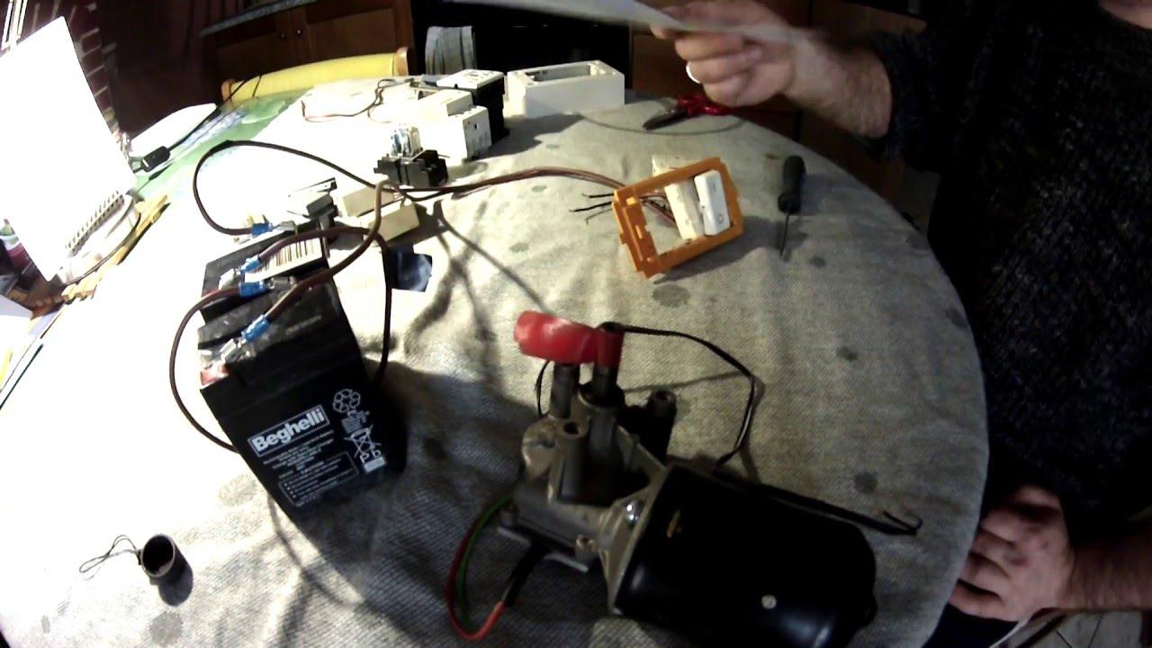 Schema Avvolgimento Motore Elettrico Monofase : Motore lavatrice sincrono o asincrono impremedia