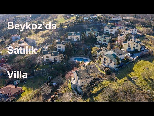 CB Trio-İst - Sezgi Bilge - Beykoz Satılık Villa