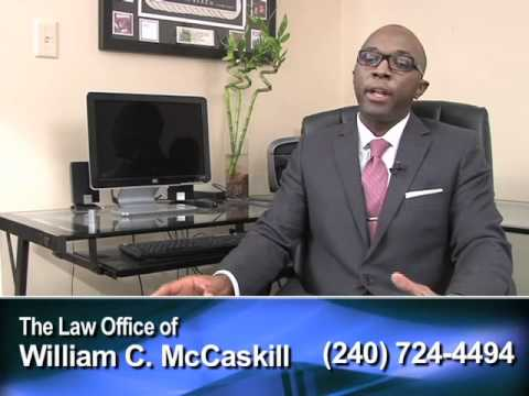 Temple Hills Maryland Personal Injury & Malpractice Lawyer - William C. McCaskill