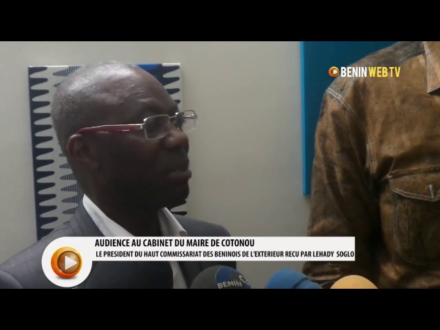 Hcbe-Cotonou: Romain Da Costa et Léhady Soglo optent pour une nouvelle dynamique