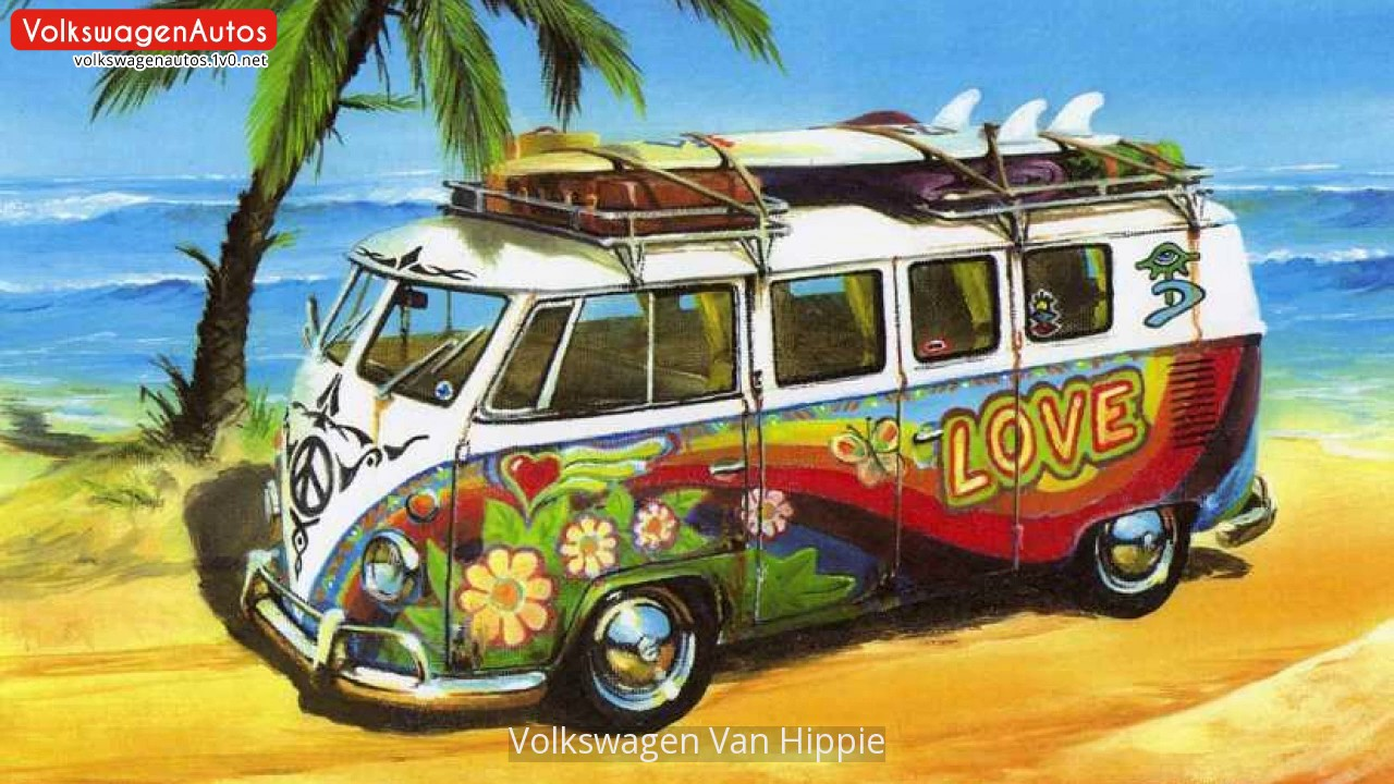 volkswagen van hippie youtube. Black Bedroom Furniture Sets. Home Design Ideas