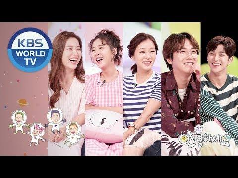 Guests: Kim Jiseon, Shinji, Lee Honggi, Heo Yangim, SF9's Rowoon[Hello Counselor/ENG,THA/2018.08.06] Mp3
