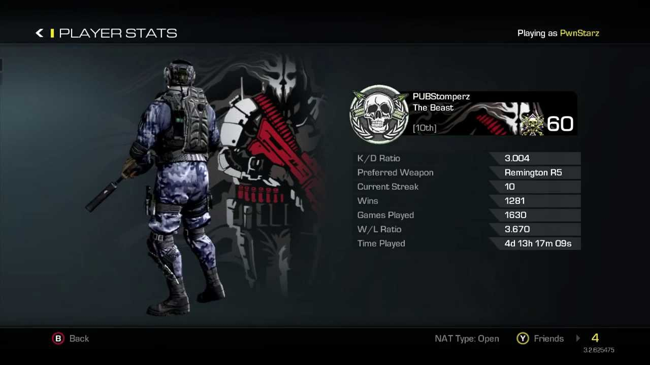 worlds first max prestige players in call of duty ghosts