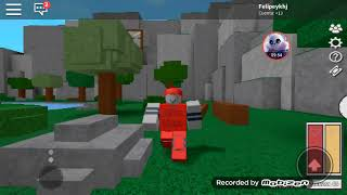 We hide and survive in roblox