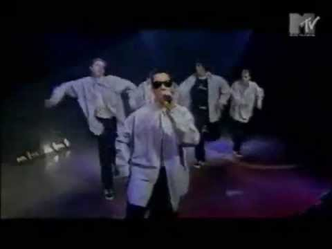 Backstreet boys1996 for Mtv ~Get down~