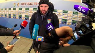 Евгений Марков: «Дай бог, чтобы Заболотный ушел из команды. Он заслужил повышение»