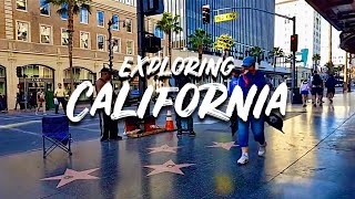 USA: Places to visit in California