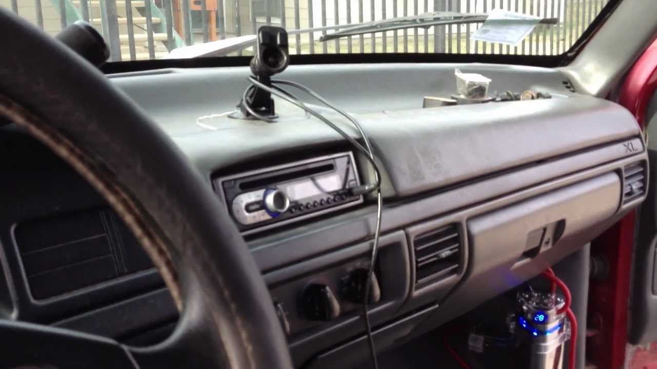 Ford F150 Navigation System >> 1993 F150 Sound System With 3 Amps 4 Subwoofers And 2 ...