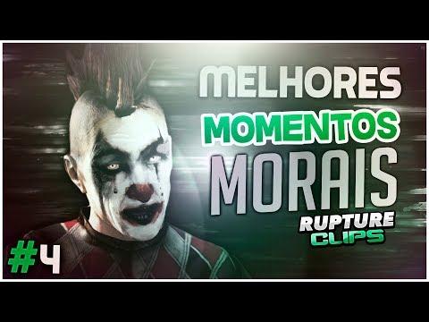 #4 MORAIS: TWITCH MELHORES MOMENTOS