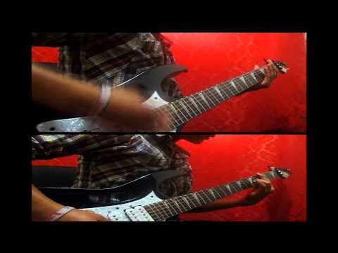 Black Veil Brides - The Legacy ( Dual Guitar Cover)