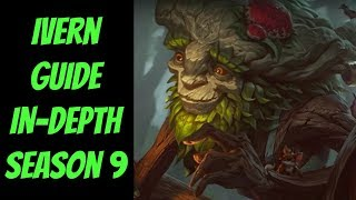 Ivern Jungle Guide In-Depth -- Season 9 -- League of Legends
