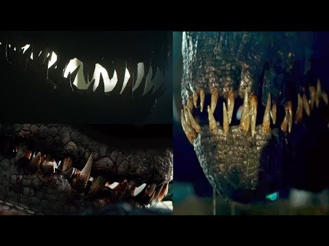 Indominus Rex & Indoraptor - One Alarming Difference | Jurassic World 2 Speculation