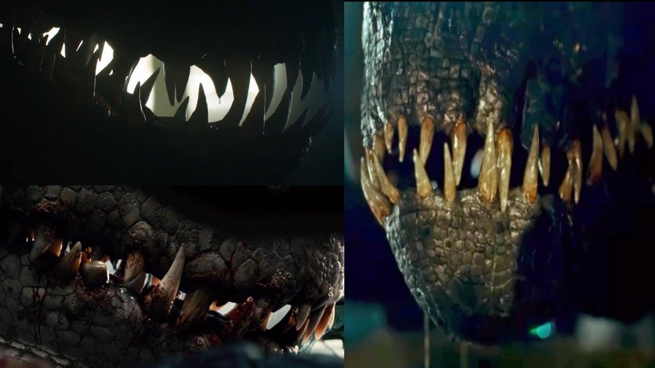 Indominus Rex Indoraptor One Alarming Difference