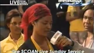 SCOAN 15 Dec 13: Deliverance Time (Evil Spirits, Spiritual Husband/Wife), Emmanuel TV, (Part 3 of 3)