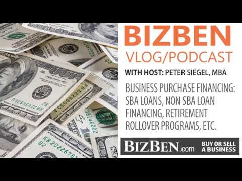 Your Options For Business Purchase Financing and Tips To Secure It