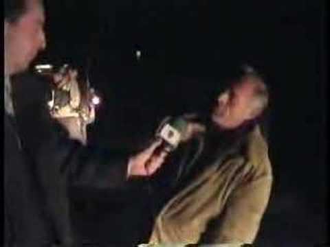 Интервью с пьяным извозчиком телеги ;)