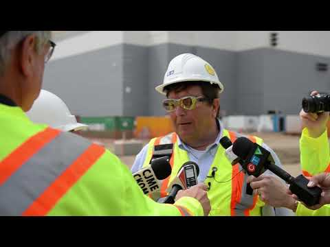 Sask.'s First New Potash Mine In 40 Years Nearly Complete