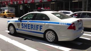 RARE NEW YORK CITY SHERIFF