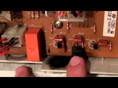 Ремонт стиральной машины Samsung Fuzzy S821 Bio compaсt