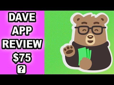 Dave App Review - Legit? Good? Worth It? | Borrow Cash Fast ?