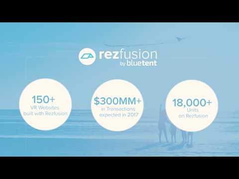 Rezfusion - eCommerce Platform for Vacation Rental Specialist