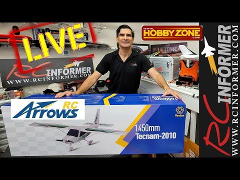 RCI LIVE - Episode XVIII - *NEW RELEASE* TECHNAM 2010 Unbox & Events By: RCINFORMER