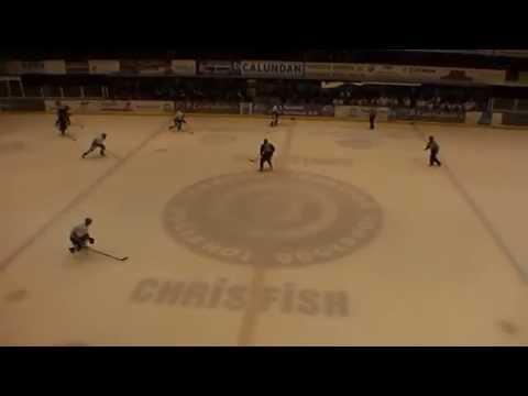 Frederikshavn White Hawks vs. Hvidovre Ligahockey
