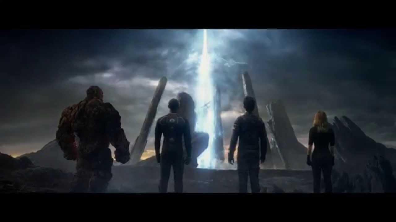 41119a24fd2 Fantastická čtyřka (The Fantastic Four) - první oficiální český HD trailer