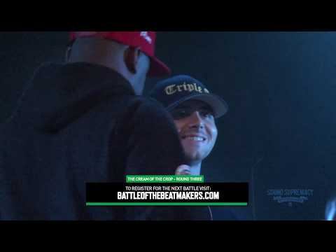 Battle of the Beat Makers 2015 - Part 6 (Boi-1da, Southside & Lil' Bibby)