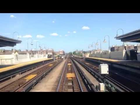 R62A (1960) 7 Express from 34th St-Hudson Yards to Flushing-Main St