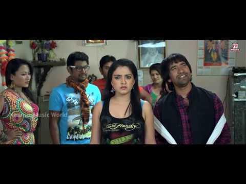 Nautanki Wali Nirahua Hindustani Comedy Scene Dinesh Lal Yadav Nirahua Aamrapali