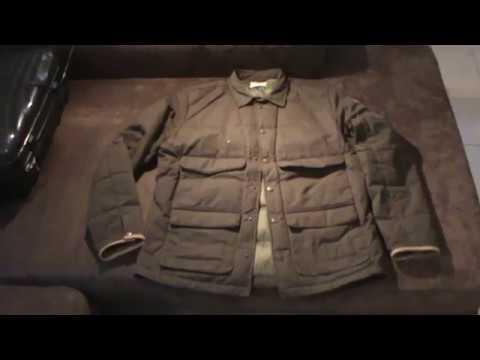Fj/ällr/även Mens S/örmland Padded Jacket