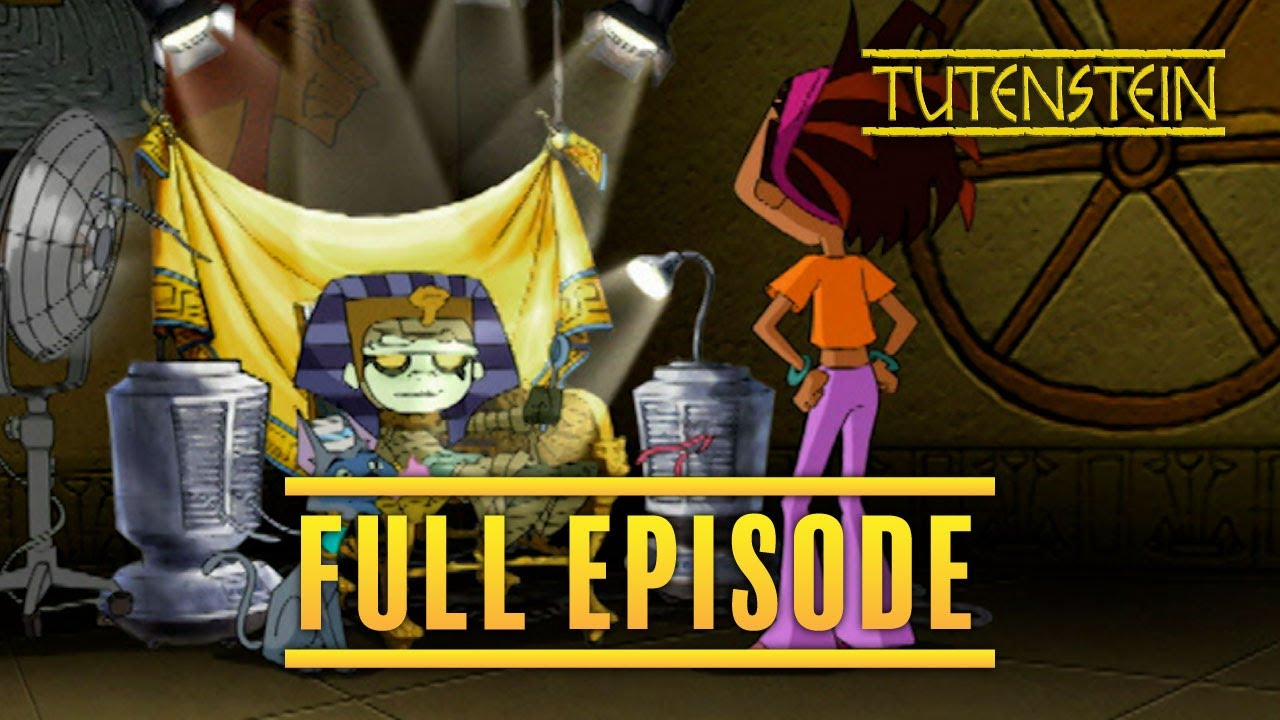 Download Tutenstein: Behdety Late Than Never (Full Episode)