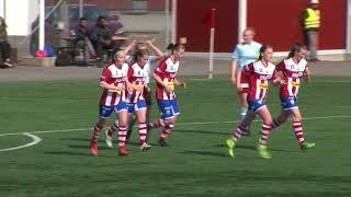 GBK - FC Hertta la 28.4.2018 | Maalikooste