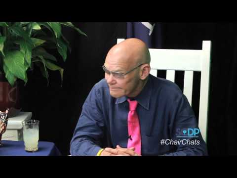 Chair Chats w/ James Carville